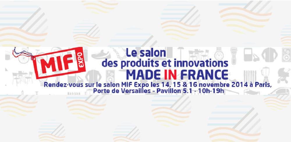 Le v hicule weez expos au salon des produits et for Mif expo le salon du made in france 10 novembre