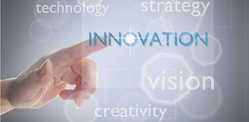 Finger selecting innovation on touch screen