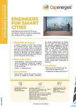 Engineers for Smart Cities