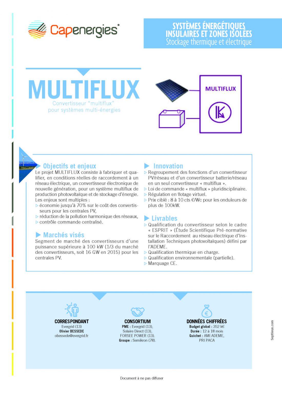 MULTIFLUX