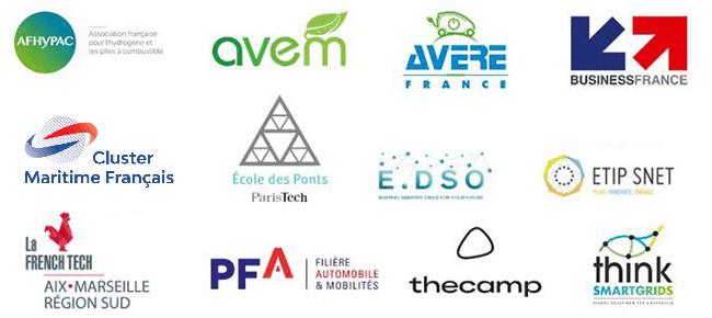 E4SM Partenaires Institutionnels