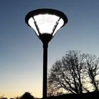 Lumi'iN - Lampadaire solaire