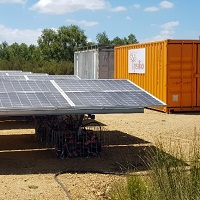 TYSILIO -  Une solution solaire conteneurisée
